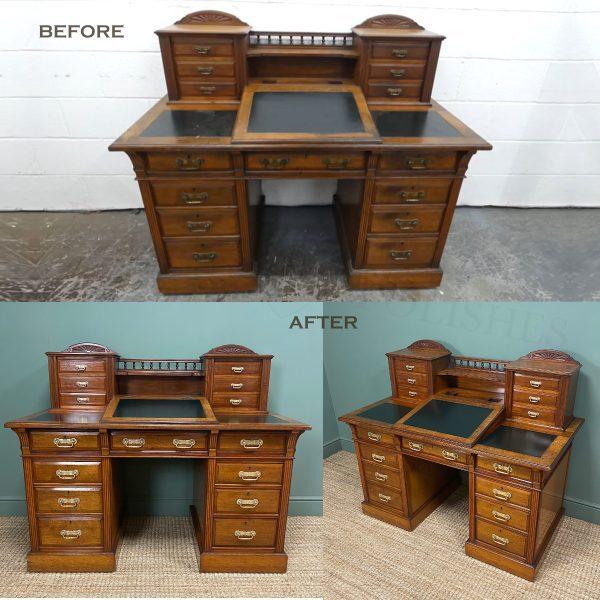 Restoration Kit Desk Project