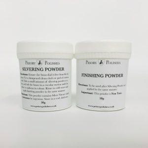 Silvering Finishing Powder 50 2 1