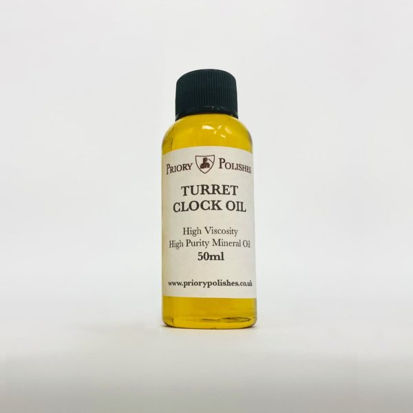 Turret Clock Oil -50ml