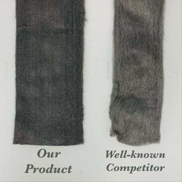 Steel Wire Wool vs leading competitors