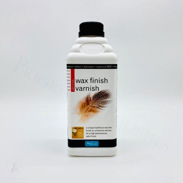 Polyvine Wax Finish Varnish