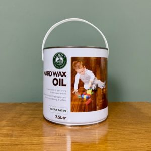 Fiddes Hard Wax Oil - 2.5 Litre