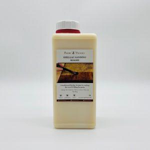 Priory polishes Shellac Sanding Sealer