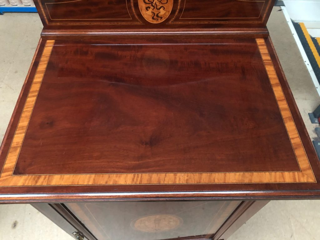 Revive Wood Furniture - finished top
