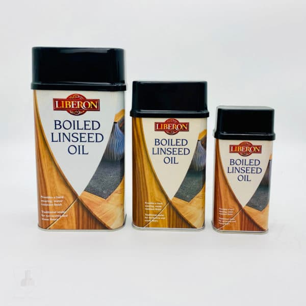Liberon - Boiled Linseed Oil All
