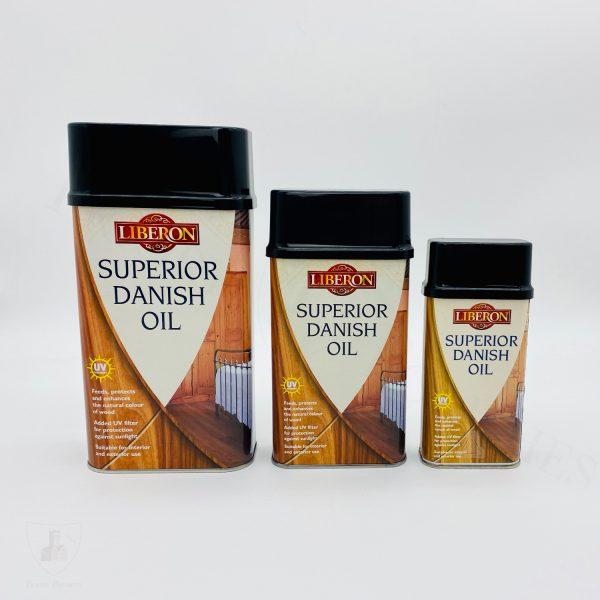 Liberon - Danish Oil - All