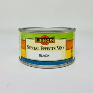 Liberon - Special Effects Wax - Black