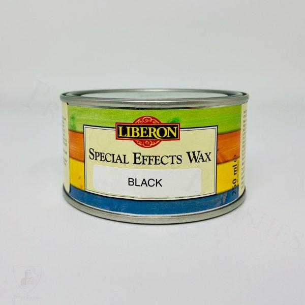 Liberon - Special Effects Wax - Black