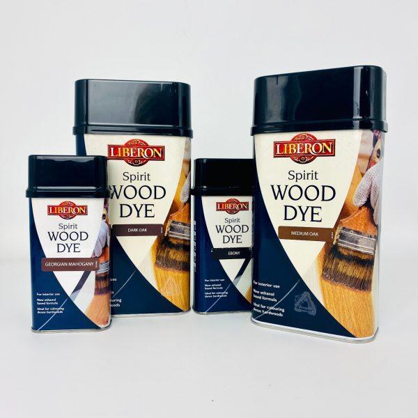 Liberon Spirit Wood Dye