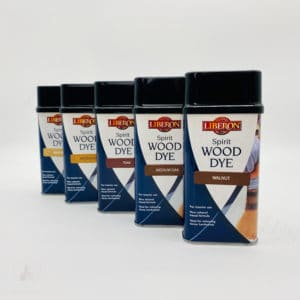 Liberon - Wood Dye - All