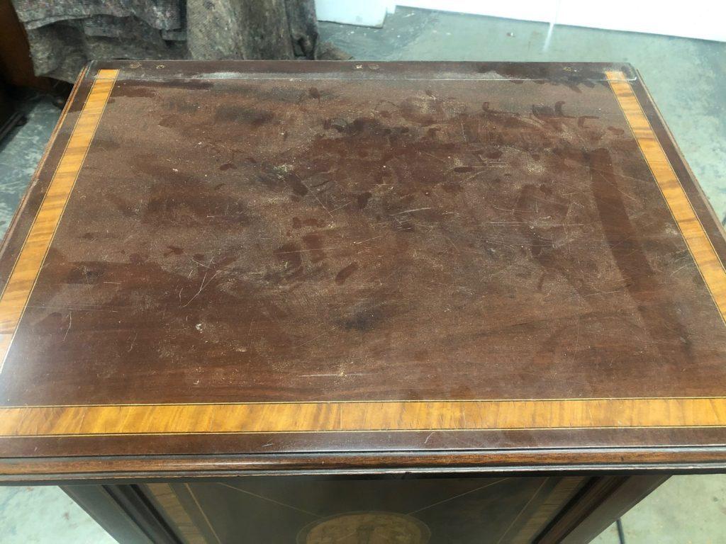 Revive Wood Furniture top before