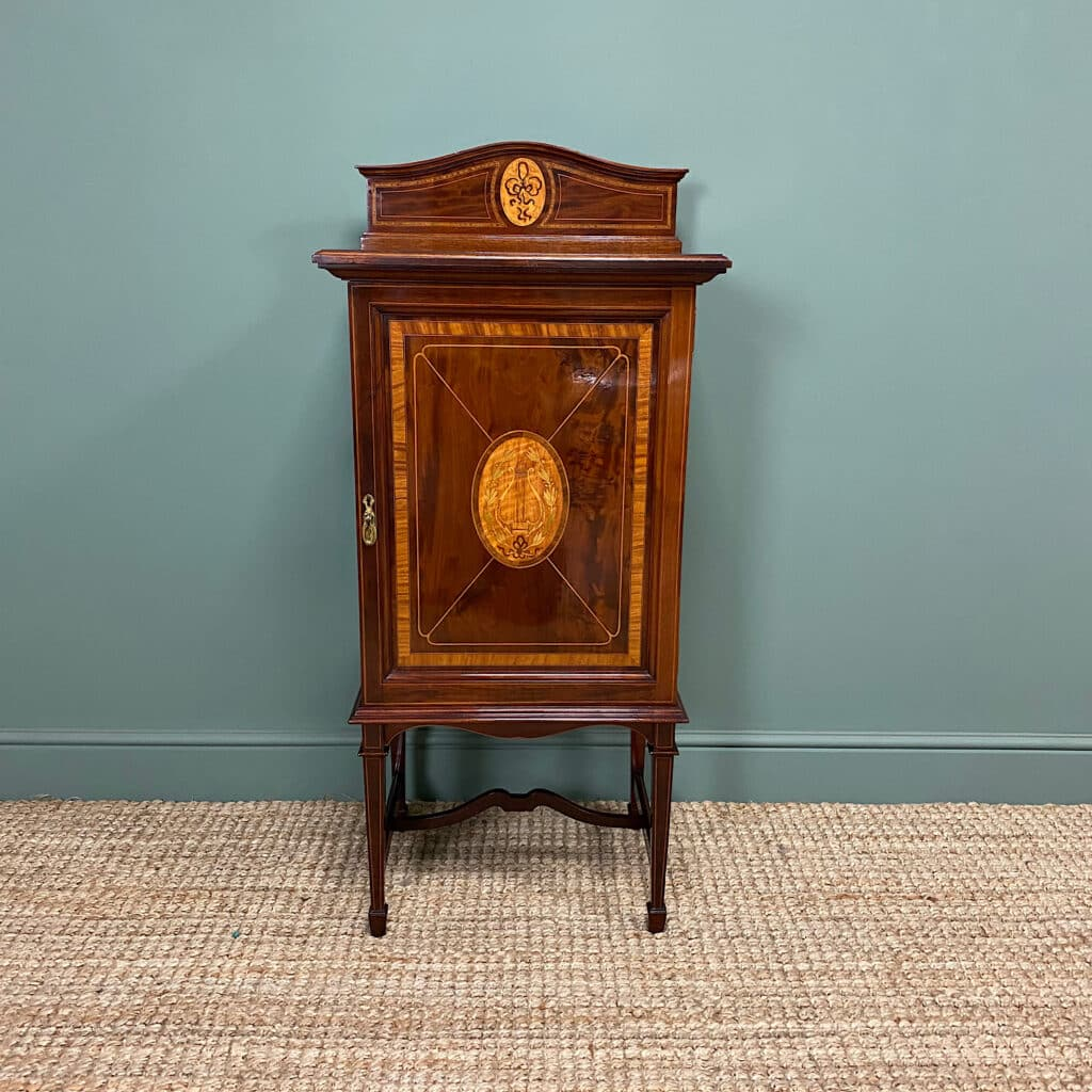 Victorian cabinet polish revived 1