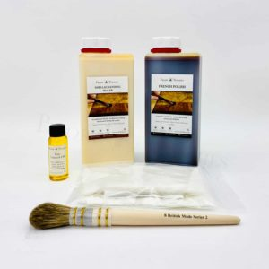 French Polishing Kit