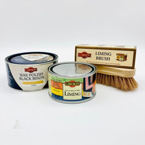 Liberon Liming Kit