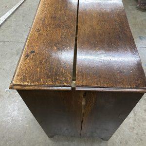Georgian chest in need of wood glue