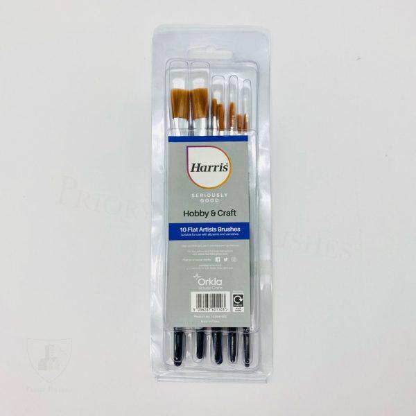Harris Brush Set pack