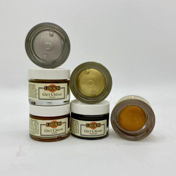 Liberon Gilt Cream