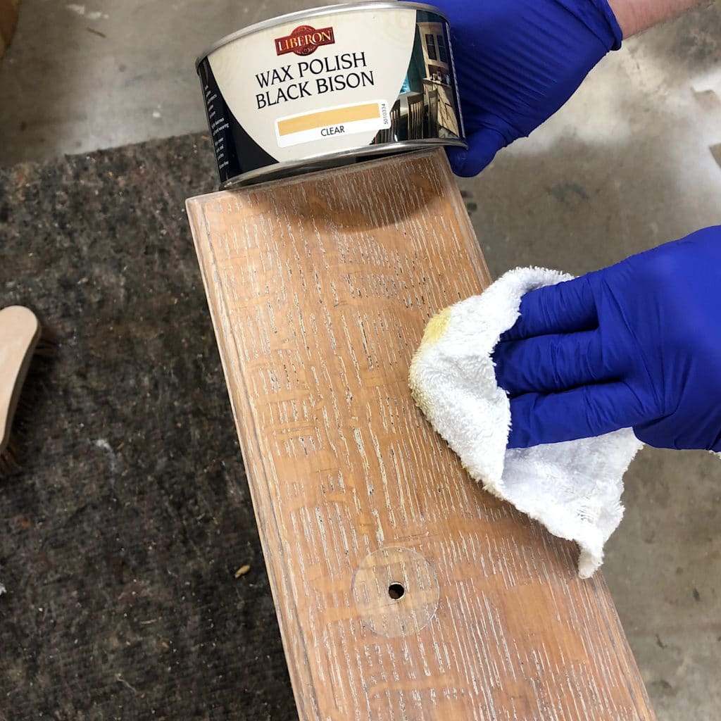 Apply a Good Quality Bees Wax